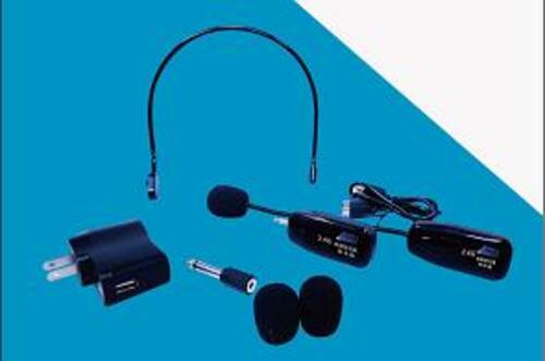 2.4G WIRELESS MICROPHONE  |Events